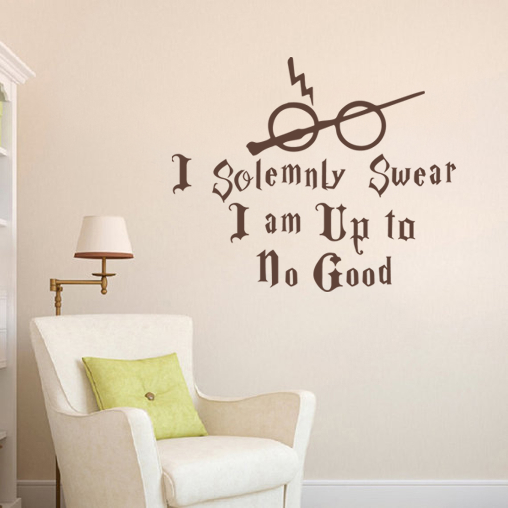 Popular Wallpaper Harry Potter Letter - I-Solemnly-Swear-I-am-up-to-no-Good-Harry-Potter-Vinyl-Lettering-Glasses-Wall-Decal  Graphic_423487.jpg
