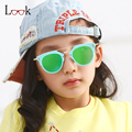 2017 Fashion Brand High Quality Kids Sunglasses Girl Boys Children Sun Glasses UV400 Baby Sun Shading Eyeglasses Oculos Infantil