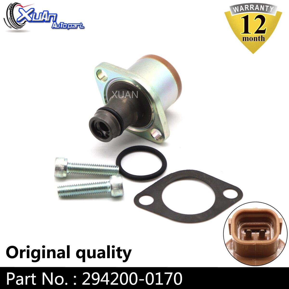XUAN High Pressure Fuel Pump Regulator Suction Control SCV Valve 294200 0170 For Isuzu MITSUBISHI Nissan|Pressure Sensor| |  - title=