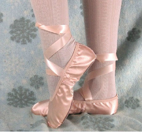 Buy Satin Ballet Shoes