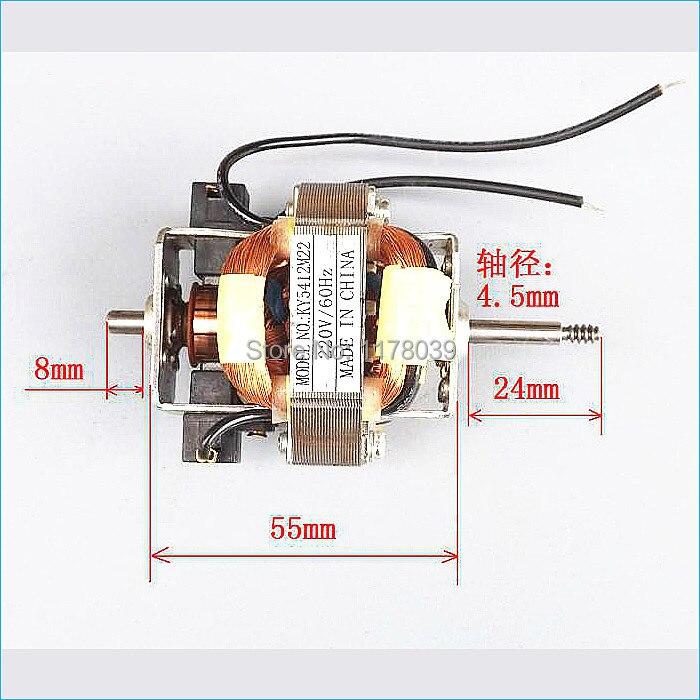 220v 50w high speed ac motor blower motor speed 4000 20000 rpm dc rh aliexpress com Furnace Blower Wiring Diagram Furnace Blower Wiring Diagram