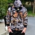 Mens Hoodies And Sweatshirts 2016 Fashion Brand High Quality Casual Boys Hip Hop Hoodies Thrasher Sudadera Hombre Plus Size 3XL
