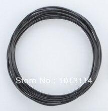 Rollo de alambre de entrenamiento de aluminio para bonsái, herramientas para bonsái, 3,0mm de diámetro, 100G/rollo
