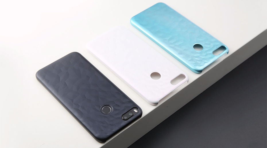 Xiaomi Mi 5X Texture Hard Case Original Back Cover PC + Laquer 5.5 Full Protect Compatible with Mi 5X Abstract Design 2017 (2)