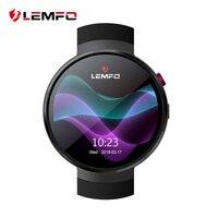 LEMFO LEM7 Смарт часы Android 7,0 Smartwatch LTE 4G Смарт часы телефон сердечного ритма 1 ГБ + 16 ГБ памяти с камера перевод инструмент