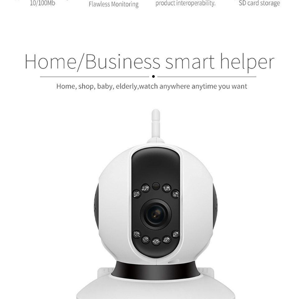 Dahua IP Camera 4