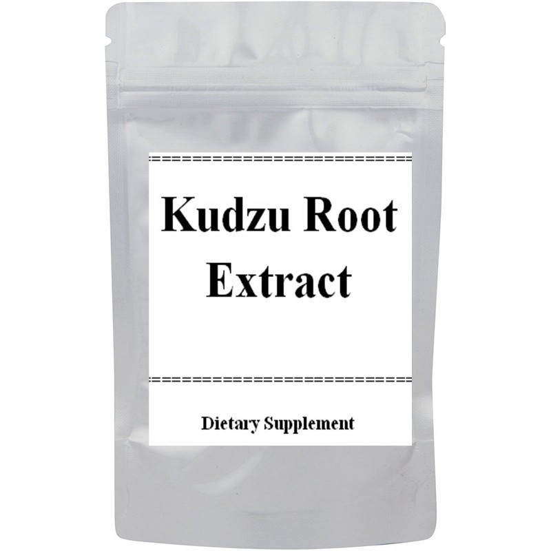 Kudzu Root Extract 40% Isoflavones Powder free shipping c ts021 new 100g top grade purely natural organic pueraria mirifica powder puerarin lobed kudzuvine root extract herbal tea