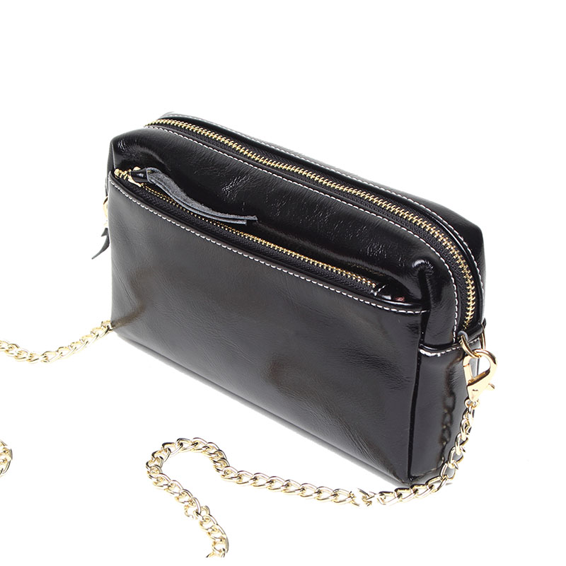 Female Travel Toiletry Bag Genuine Leather Cosmetic Women Makeup Day Clutches Phone Storage Crossbody