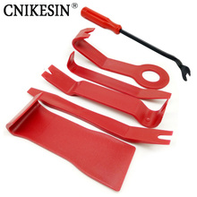 CNIKESIN Plastic Fastener Removal Tool Car Door Panel Engine Cover Fender Clips Installer Repair Tools Car Audio Assembly Tool