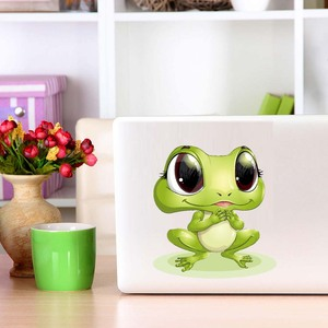 Image 2 - New Arrival 3d Frogs Funny Car Stickers Car Styling Vinyl Decal Waterproof Truck Window Decal Graphics Sticker Decorative