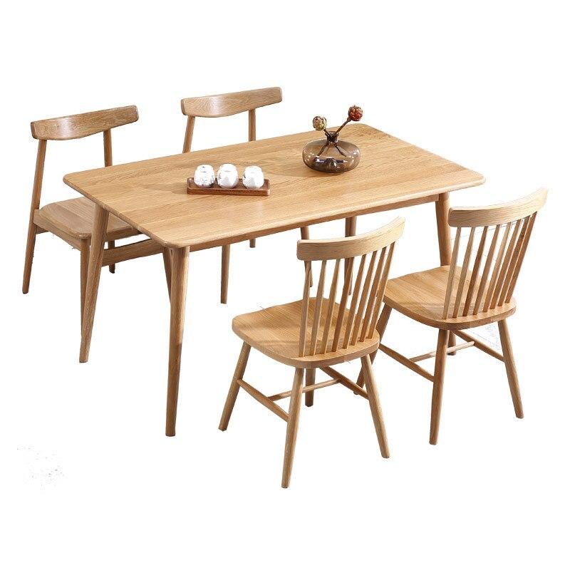 tavolo da pranzo eettafel dinning set salle a manger moderne shabby chic wooden de jantar bureau comedor mesa dining table