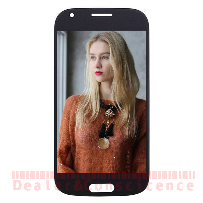 1PCS For Samsung Galaxy Ace Style LTE G357 (Ace 4/Style G357FZ) 4.3 AMOLED LCD Display Assembly Touch Screen Panel