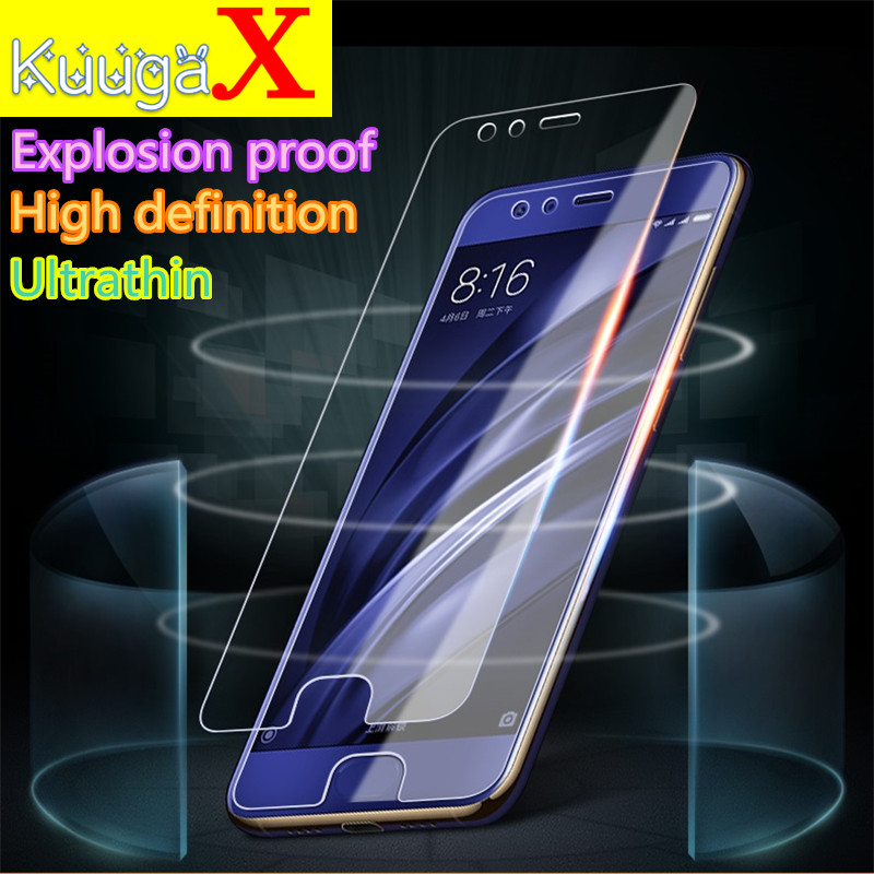 Screen protective cover Tempered Glass For cover 5.15 inch xiaomi Red mi 6 NOTE global pro plus smartphone toughened case on 9H