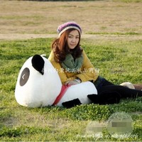 100cm High quality hot sale Panda plush toy doll stuffed toy doll gift giant panda stuffed animal