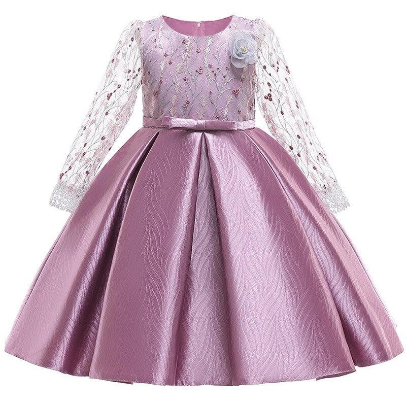 8d443c28c Flor chica vestido de Bebé Vestidos de princesa para chico de las niñas de  fiesta de boda Vestidos de bebé Tutu chico chicas ropa de Navidad
