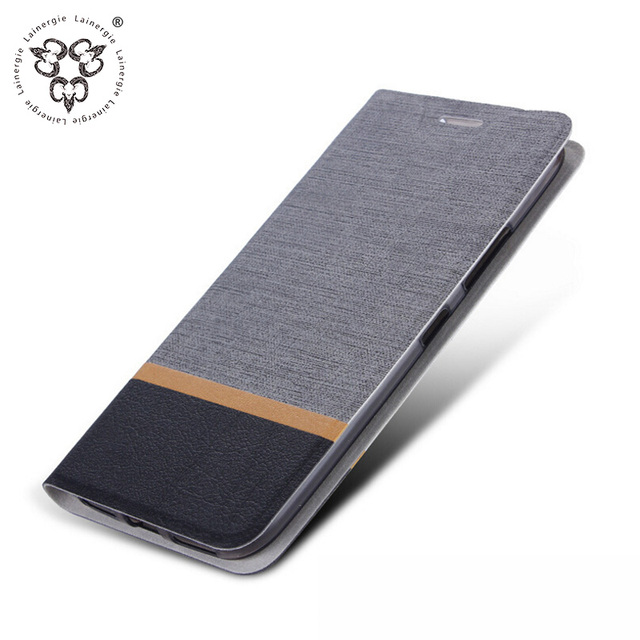 reputable site 96044 99fd6 Lainergie For Oneplus 5 Case Cover flip case silicone stand original ...