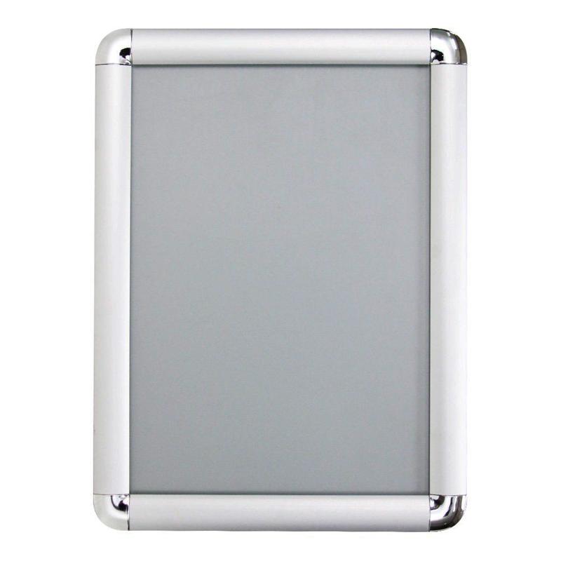 slim aluminum light box