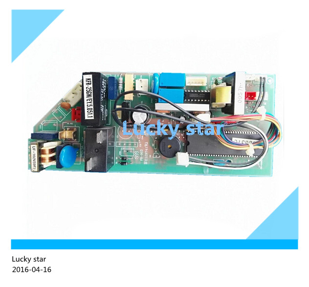 цены  95% new for Air conditioning computer board circuit board KFR-25GW/EY good working