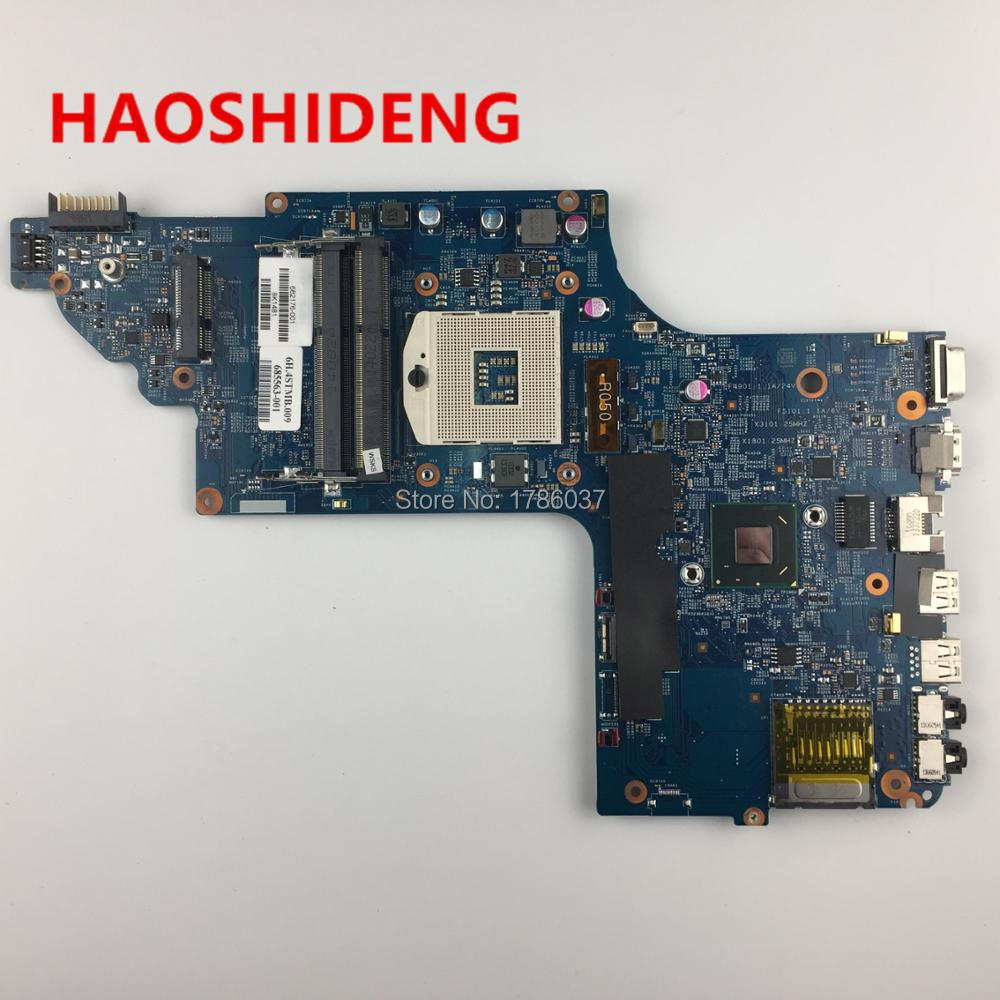 682176-501 682176-001 For HP pavilion DV6 DV6-7000 DV6-7200 series Laptop Motherboard,All functions fully Tested! wholesale laptop motherboard 682171 001 for hp envy dv6 dv6 7000 630m 2g notebook pc systemboard 682171 501 90 days warranty