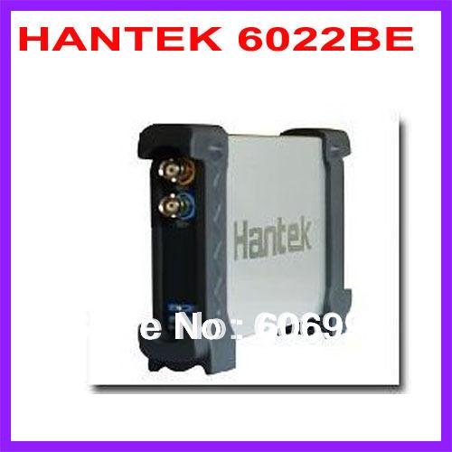 HANTEK Osciloscopio Económico HANTEK6022BE 20 M Frecuencia de Muestreo 48 MS/S de ancho de Banda de Canal Doble