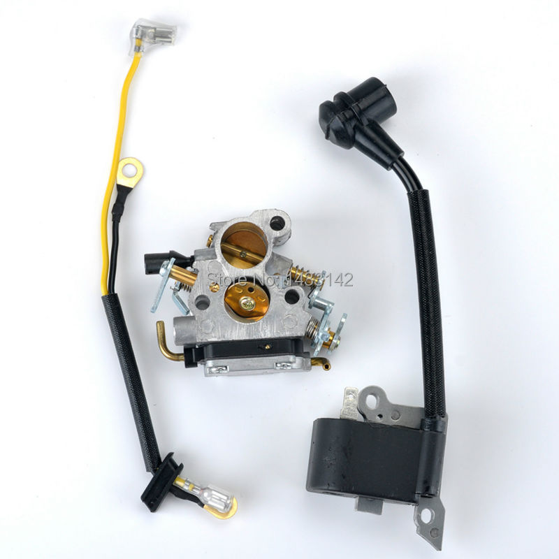 Brand New Ignition Coil +Carburetor for Husqvarna 235 240 Chainsaw Parts #545072601 57471940 545 07 26-01