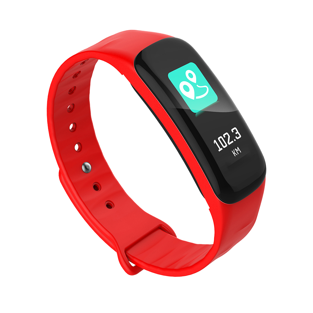 Smart Wristbands Wearable Devices Color Smart Bracelet Ip67 Waterproof Multi-motion Heart Monitor Rate Step Blood Pressure Oxygen Blood Pressure Smart Watch An Indispensable Sovereign Remedy For Home