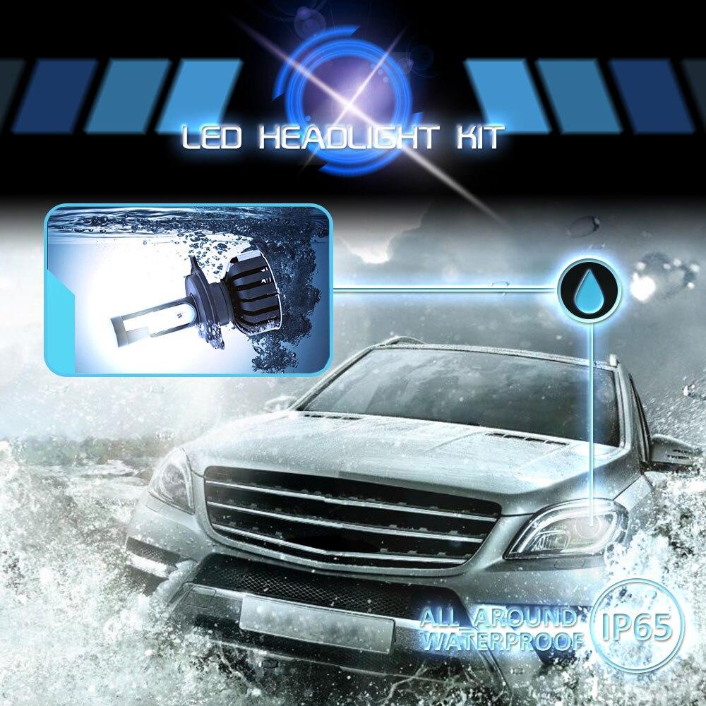 Vehemo 2 шт. H8/H9/H11 светодиодный задний фонарь светодиодный фонарь Автомобильные Высокое Мощность автомобильные аксессуары сборка осветительного оборудования для передней фары автомобиля безопасности