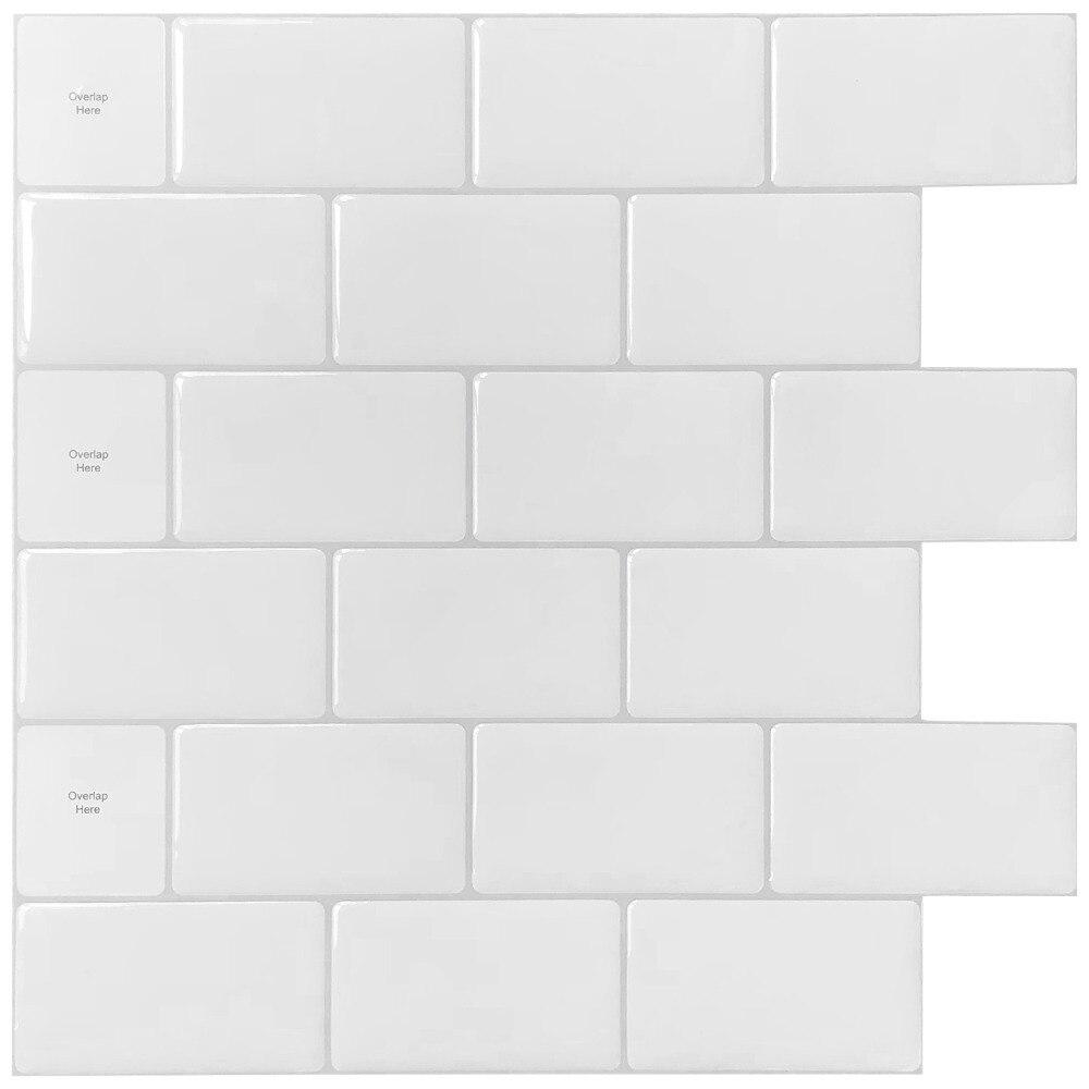 Stick Tile For Kitchen Backsplash