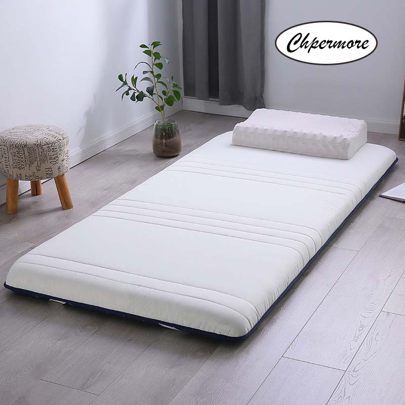 Chpermore Thickening sanding Double sided Mattresses Foldable Slow rebound Memory Tatami Mattress Family Bedspreads King Size-in Mattresses from Furniture