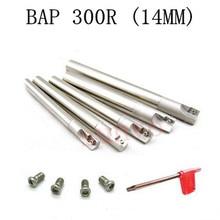 BAP300R держатель BAP 300R C14-14-130-2T/C14-14-150-2T 14 мм использовать APMT 1135 PDER H2 VP15TF R0.8 лицо мельница токарный станок фрезерные инструменты с ЧПУ