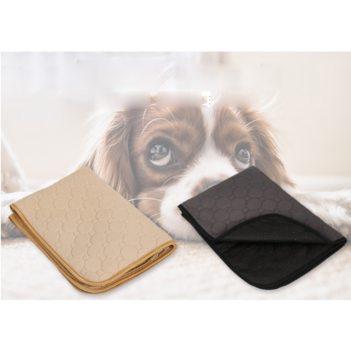 Antibacterial and Super Absorbent Puppy Training Pad for Potty and Pee Training for Dogs 7