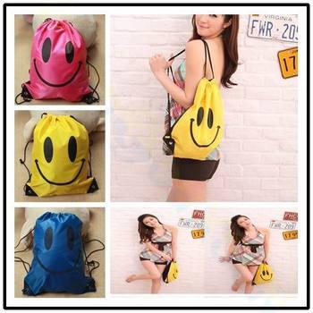 Waterproof Baby Kids smiley beach swimming Props Swim bag outdoor Storage package Bag Cartoon Carrier Bag Toy Bundle bag