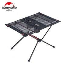Naturehike открытый портативный складной стол Сверхлегкий стол для пикника Открытый путешествия Кемпинг Рыбалка 30 кг подшипник весовой стол