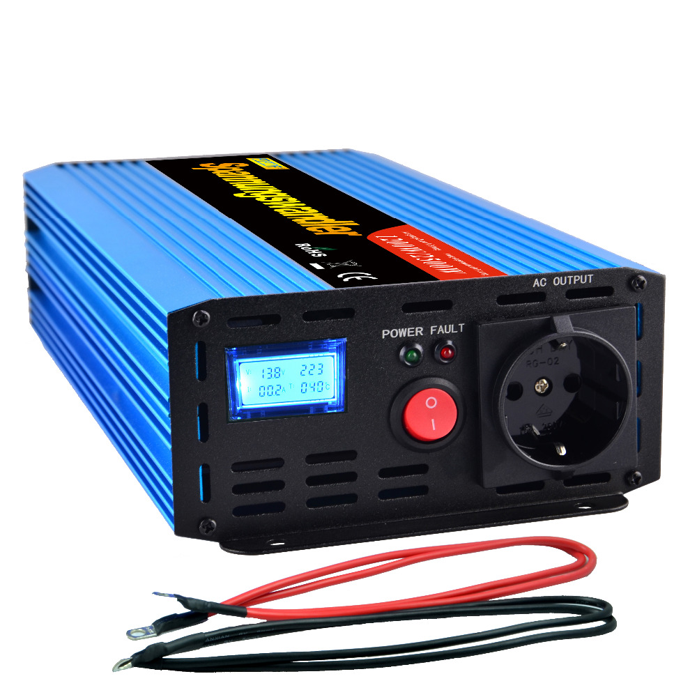 1200W/2500W peak modified sine wave inverter DC 12V to AC 220 230 240V off grid power inverter converter 1000W 1500W1200W/2500W peak modified sine wave inverter DC 12V to AC 220 230 240V off grid power inverter converter 1000W 1500W