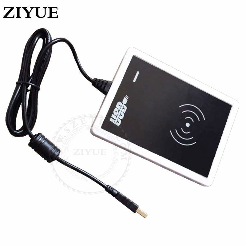 ZIYUE RFID Card Hotel Door Lock Reader  Encoder Programmer for ZIYUE Eternal Lock System Only digital electric best rfid hotel electronic door lock for flat apartment
