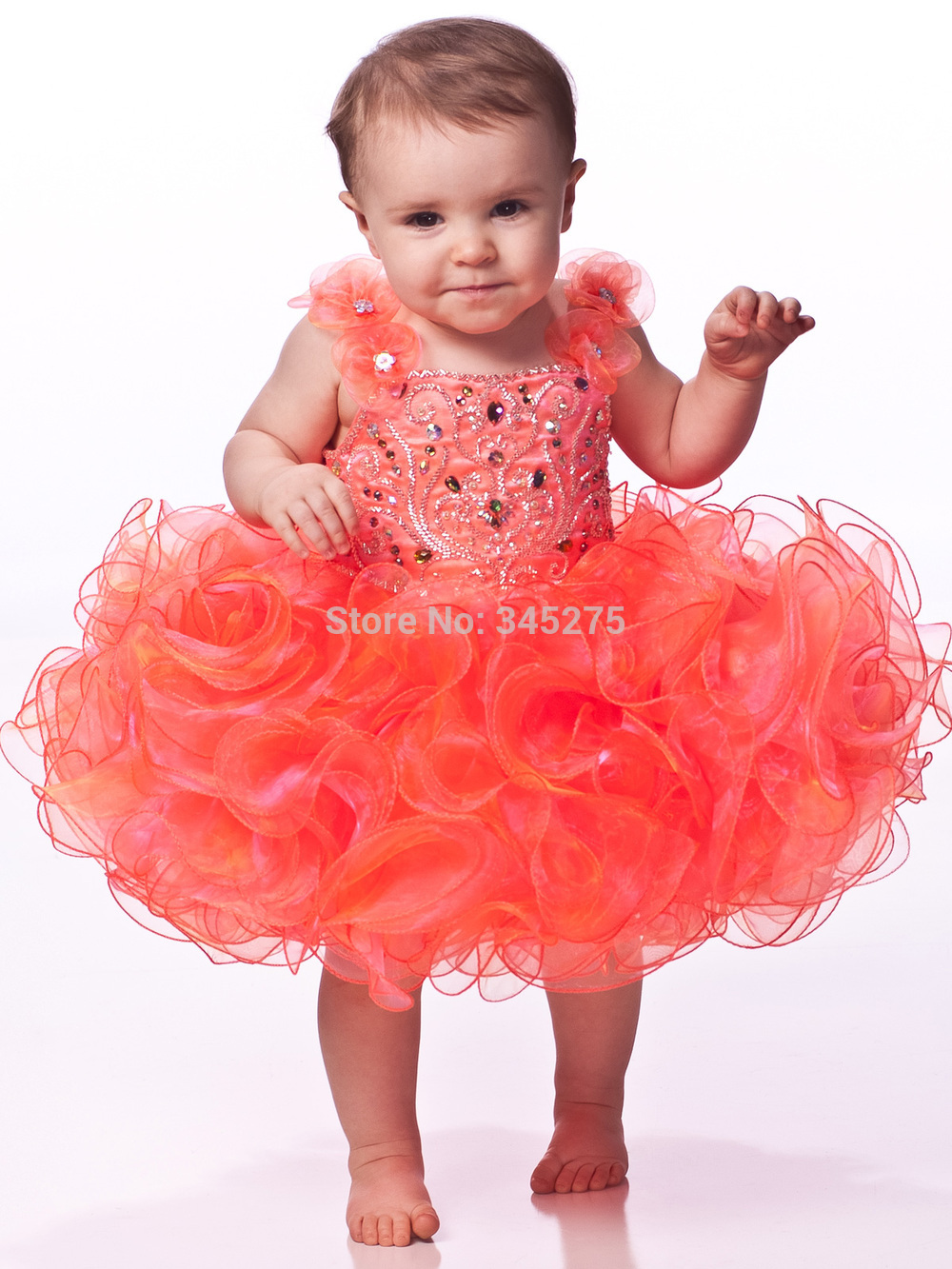 Popular Toddler Girl Pageant Dresses-Buy Cheap Toddler Girl ...
