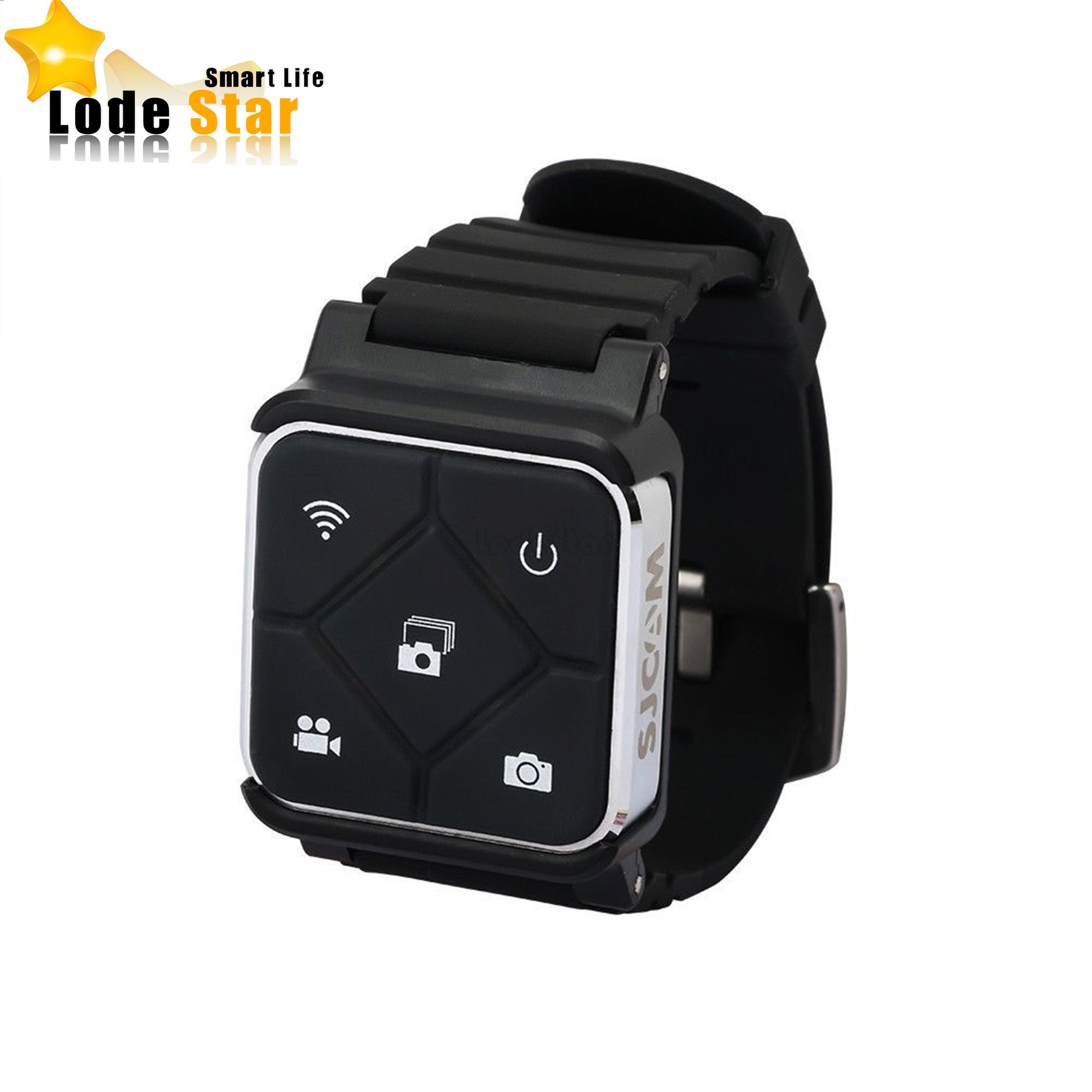 Оригинал SJCAM M20 Wi-Fi Пульт Дистанционного Управления Часы с Ремешок многофункциональный РФ Наручные дистанционного для M20 SJCAM Спорт Действий камера