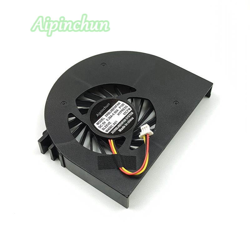 Aipinchun New CPU Cooling Fan For Dell N5110 15R Ins15RD 15RD Cooler Radiators Laptop Replacement Fan 2200rpm cpu quiet fan cooler cooling heatsink for intel lga775 1155 amd am2 3 l059 new hot