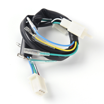 1 arnés de cables para PC telar para 50cc 70cc 90cc 110cc 125cc 140cc 150 160cc pozo de la bici de la suciedad