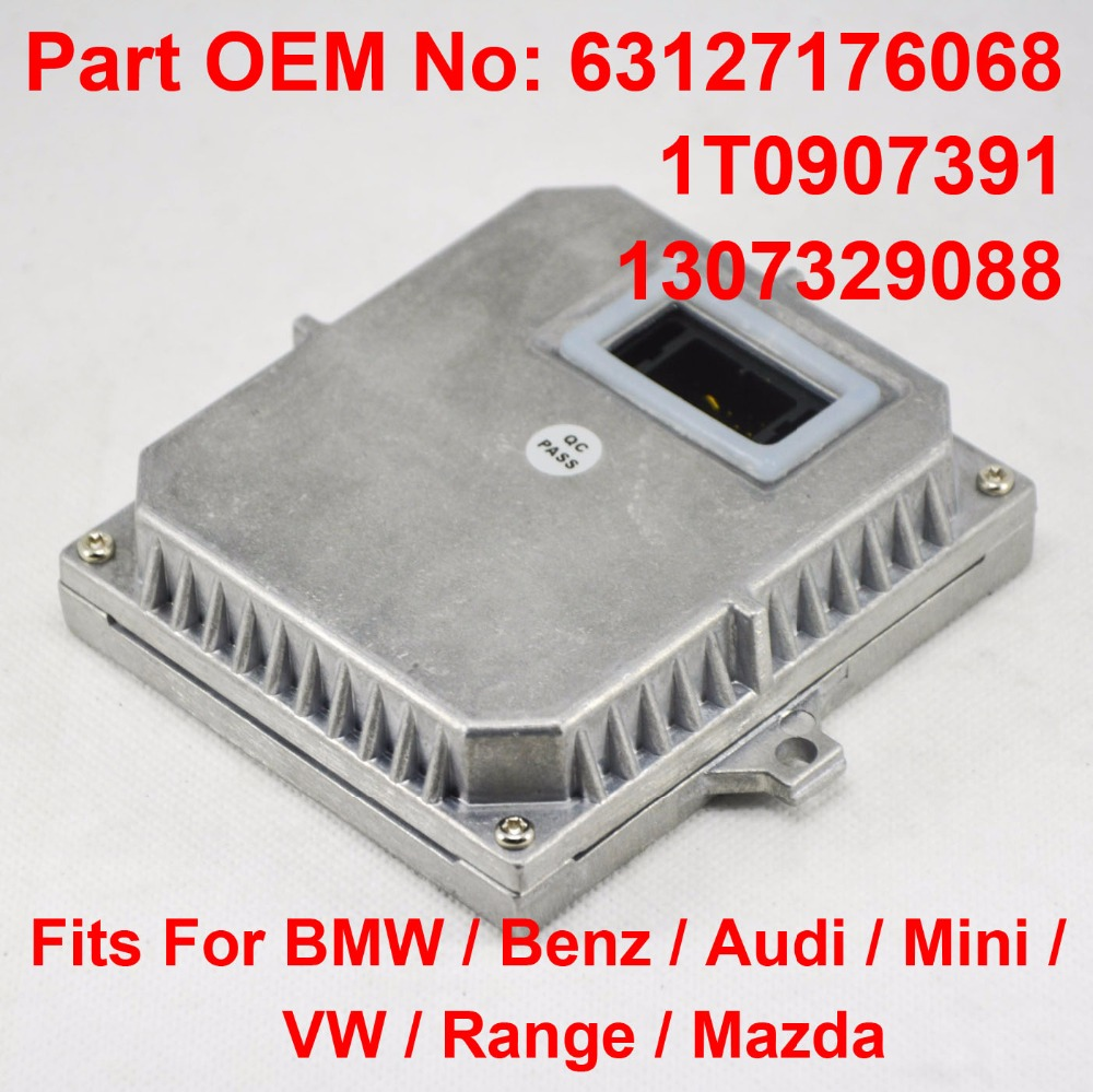 1PCS 12V 35W D2S D1S OEM HID Xenon Headlight Ballast Compute Control Unit Part 63127176068 For BMW Benz Audi Mini VW Mazda Range in Car Light Accessories from Automobiles Motorcycles