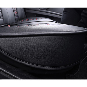 Image 4 - (Front + Rear) Special Leather car seat covers For volvo v50 v40 c30 xc90 xc60 s80 s60 s40 v70 accessories covers for vehicle