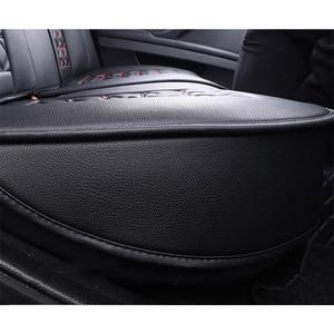 Image 4 - (ด้านหน้า + ด้านหลัง) พิเศษรถหนังที่นั่งสำหรับ volvo v50 v40 c30 xc90 xc60 s80 s60 s40 v70 อุปกรณ์เสริมสำหรับรถยนต์