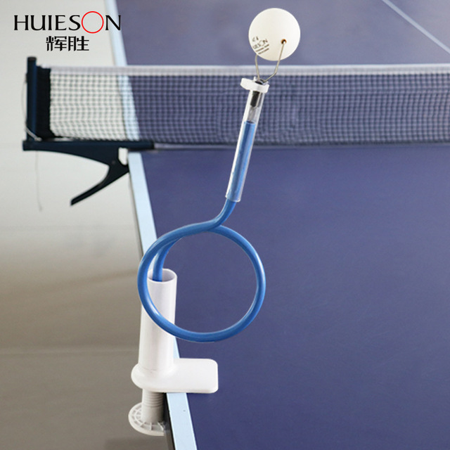 Huieson New Table Tennis Training Machine Fixed Rapid Rebound Ping Pong Ball Stroking Trainer