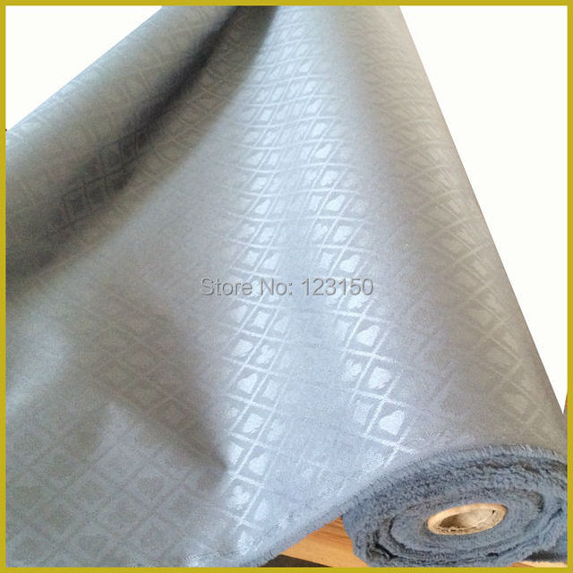ZB 028 1 Grey Poker Table Waterproof Suited Speed Cloth, Width 1.5M
