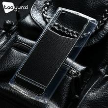 TAOYUNXI Cases For Oukitel K10000 pro Case Soft Silicone For Oukitel K10000 pro Cases Luxury Back Cover Capa Fundas Housing Hood