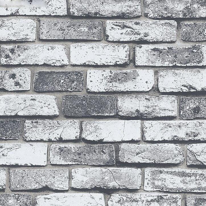 White Brick Wallpaper Design wallpaper tv Picture -...
