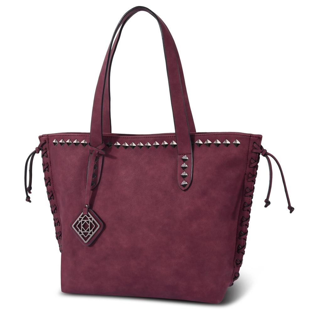 de6e689d Studded Handbag