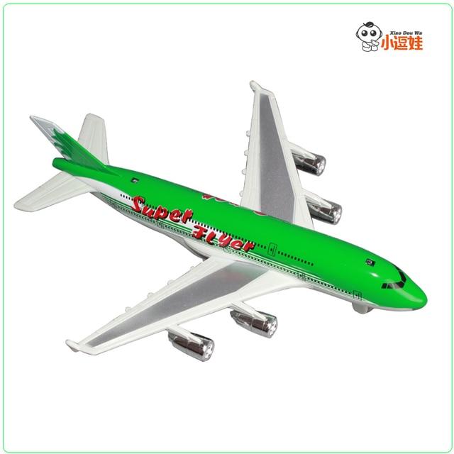 free shipping 8050 alloy toy plane jetliner acoustooptical WARRIOR