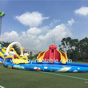 Cheap inflatable ground amusem