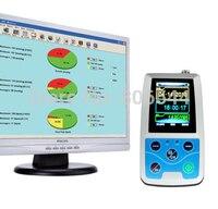 Miễn phí vận chuyển cấp cứu huyết áp màn hình huyết áp Holter, abpm50, fda& ce phê duyệt
